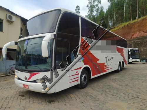 Imagem 1 de 10 de Paradiso Ld 1550 Scania K380 2008 C/ Retarder 44 Lug Ref 643