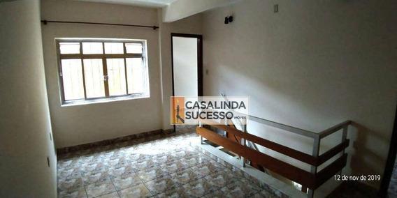Sobrado Com 2 Dormitórios Para Alugar, 150 M² Por R$ 2.200/mês - Vila Ré - São Paulo/sp - So0995