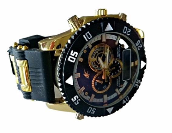 Relógio Masculino Analógico/digital Militar Barato