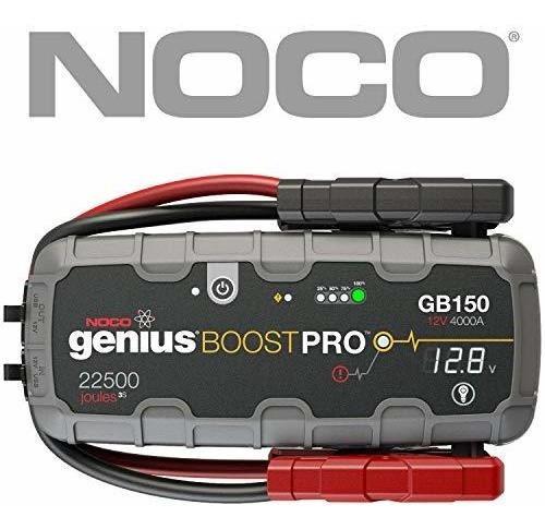Noco Boost Pro Gb150 4000 Amp 12v Arranque De Litio Ultra Se