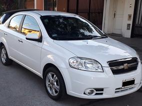 Chevrolet Aveo Lt 2011 Gnc Excelente Estado
