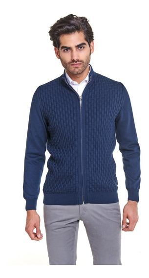 Sweater Campera Afton De Hombre Classic Fit Daniel Hechter