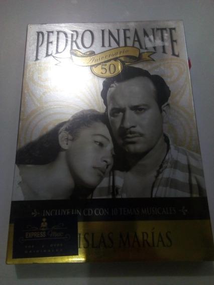 Película Pedro Infante Las Islas Marías + Cd Musical 50 Aniv