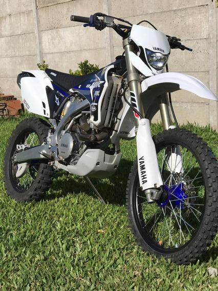 Yamaha Wr 450 .!!!!