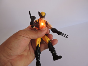 Boneco Wolverine Com Luz Usado