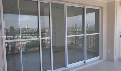 Apartamento Para Venda Em São Paulo, Vila Carrao, 4 Dormitórios, 1 Suíte, 3 Banheiros, 2 Vagas - Massimo