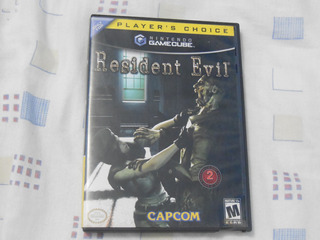 Nintendo Game Cube Resident Evil 1 ..///2 Discos////
