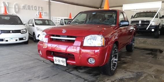 Nissan Frontier King Cab Xe 4x2 At 2004