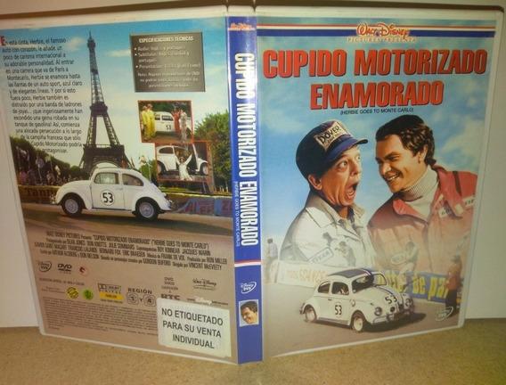 Cupido Motorizado Enamorado Dvd Excelente Disney