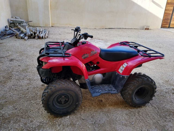 Yamaha Grizzly 300 Cc, Automatica