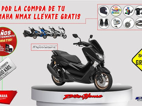 Moto Nmax Yamaha Con Obsequios!