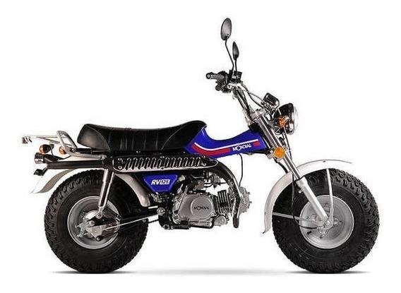 Mondial Rv 125 Moto 0km Urquiza Motos