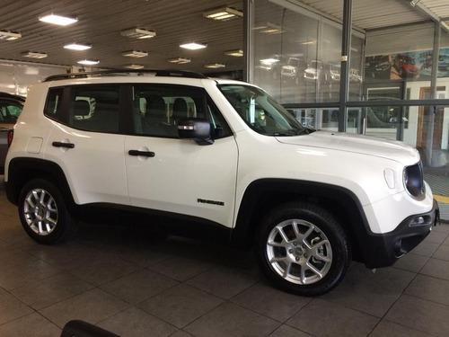 Jeep Plan Renegade 100% Financiada 2021