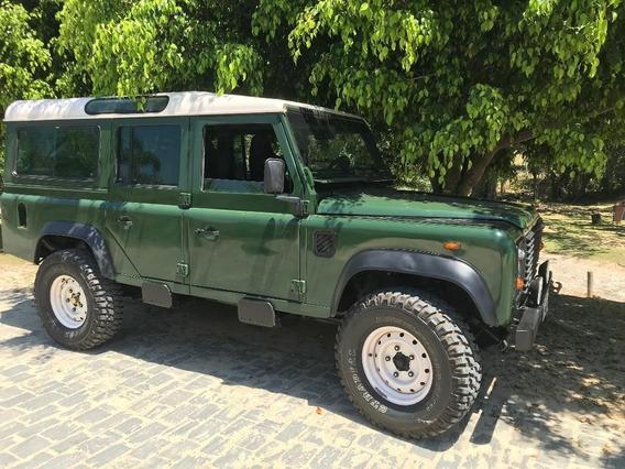 Land Rover Defender 110 - 2.5 110 Csw - 9 Lugares - 1999