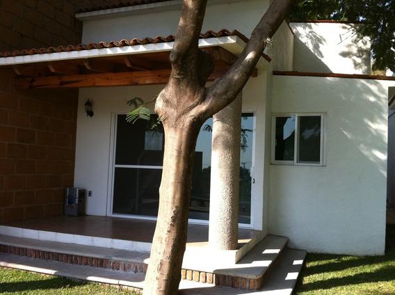 Preciosa Casa En Oaxtepec