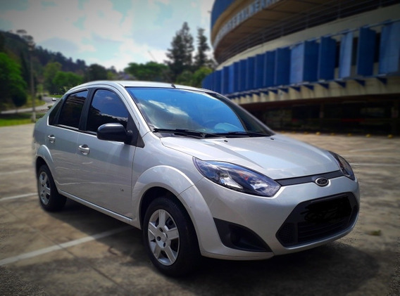 Ford Fiesta Sedan 1.0 Rocam Se Flex 4p 2014