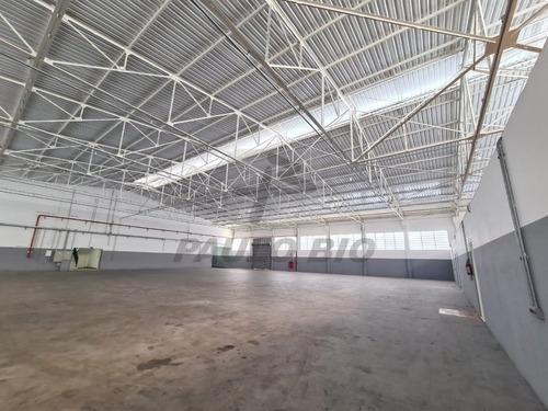 Galpao Industrial - Tambore - Ref: 7846 - L-7846