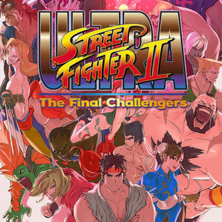 Ultra Street Fighter 2 Ns