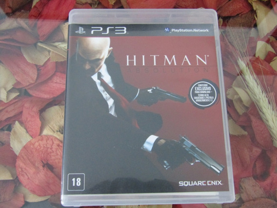 Hitman Absolution - Ps3