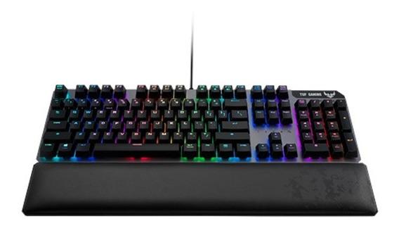Teclado Mecânico Asus Tuf Gaming K7 - Led Rgb - Switch Optic