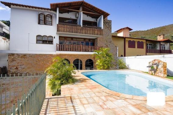Casa A Venda No Mangabeiras - Pon1690