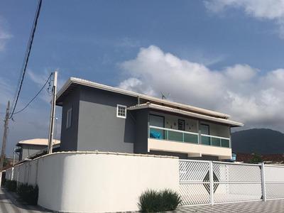 Linda Casa Condomínio Com 2 Dorm C/vaga Jd Real Praia Grande