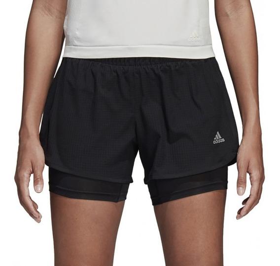 Short adidas M10 Deportivo Con Calza De Dama Mvdsport
