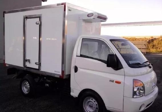 Hyundai Hr 2.5 Diesel Baú Refrigerado