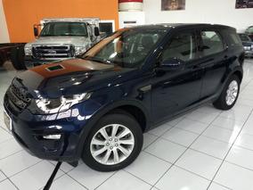 Land Rover Discovery Sport Se Blindada 2015 Azul 39000 Km
