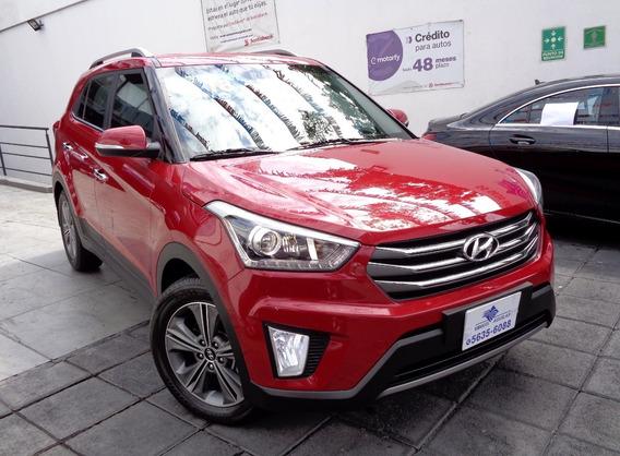 Hyundai Creta 1.6 Gls Premium At Mod.2018