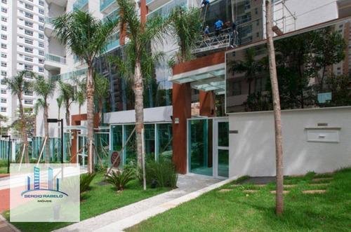 Imagem 1 de 30 de Apartamento Com 1 Dormitório À Venda, 50 M² Por R$ 700.000,00 - Campo Belo - São Paulo/sp - Ap3654