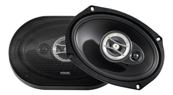 Focal Bocinas Auditor Rcx-690 6x9 80w Rms 160w Max 3 Vías