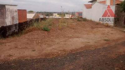 Terreno Residencial À Venda, Vila Santa Izabel, Jales. - Te0368