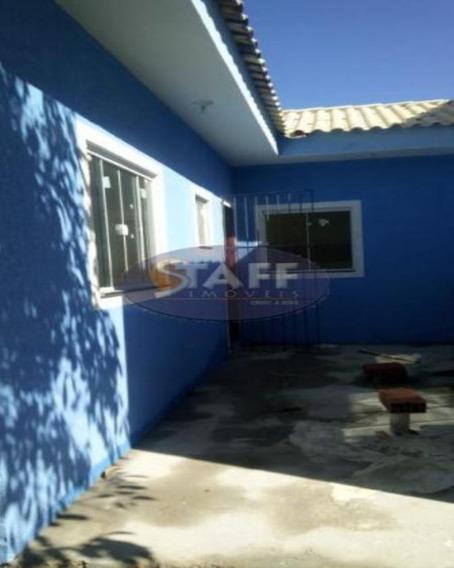 Casas 1 Quarto Para Venda Em Cabo Frio / Rj No Bairro Unamar - Ca1342 - 67806338