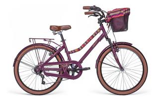 Bicicleta Mercurio Life Urbana Rodada 24