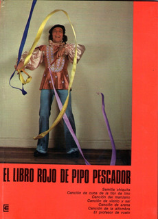 El Libro Rojo De Pipo Pescador: Ils: Renata Schussheim Otros