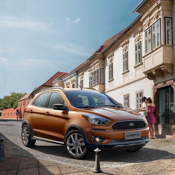 Ford Ka Freestyle Sel 1.5l 0km