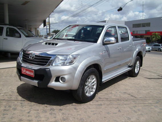 Hilux Srv Top 2015.