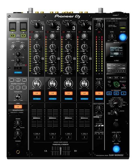 Mixer Pioneer Djm 900 Nexus 2 Magazine Som