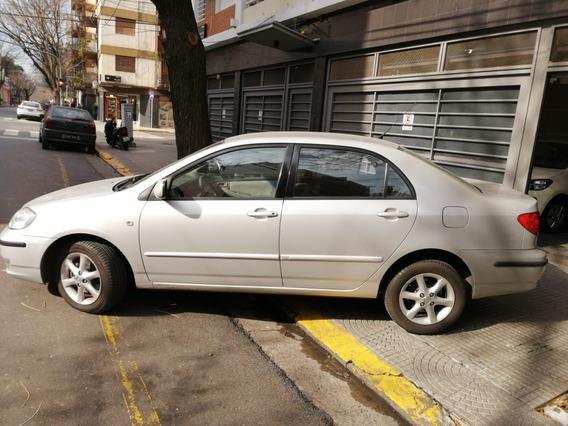 Toyota Corolla Xei 2.0 Td 2003 Primera Mano Turbo Diesel