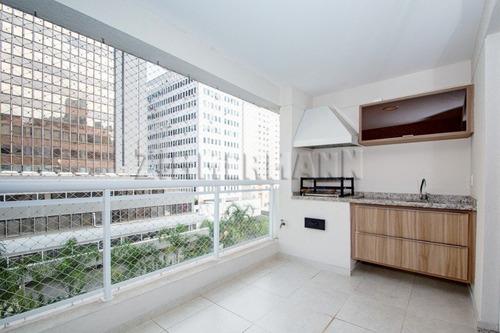 Apartamento - Pinheiros - Ref: 125484 - V-125484