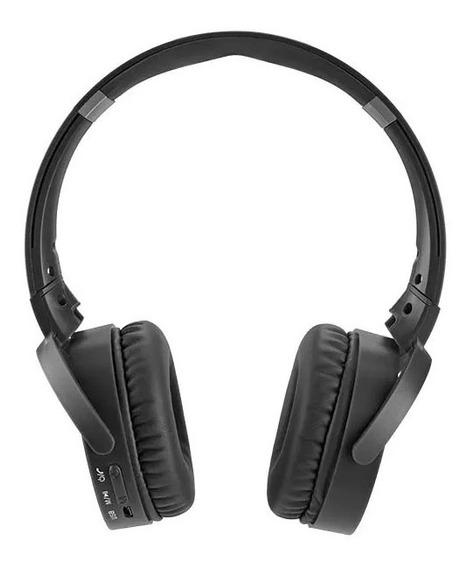 Fone Beats Over Ear Multilaser Over-ear Com Bluetooth