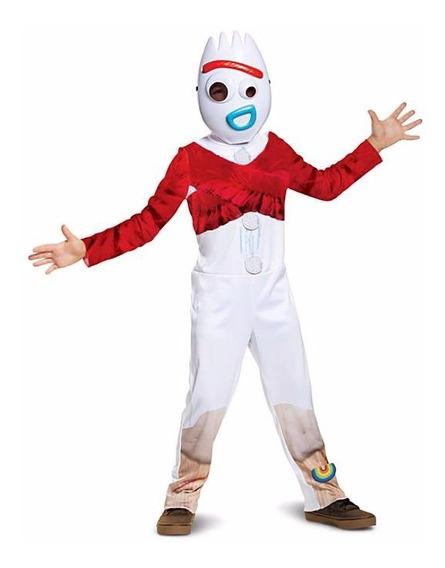 Disfraz Niño Forky Toy Story Traje Original Licencia Disney