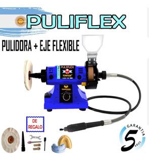 Motor Torno Colgante Mecanica Dental + Pulidora: Puliflexx