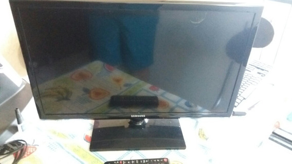 Tv Monitor Samsung Lt24d310 Tela Quebrada
