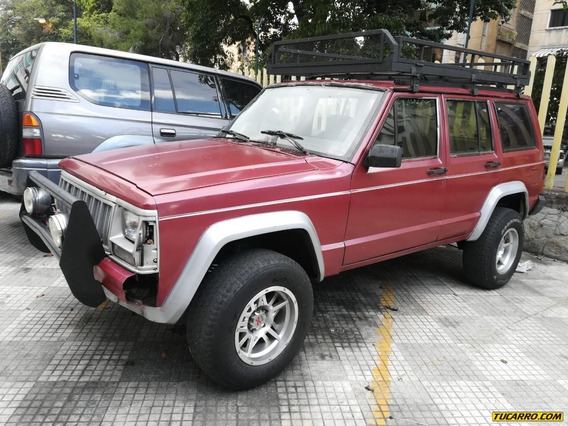 Jeep Cherokee Country