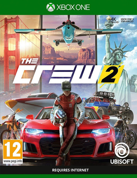 The Crew 2 Xbox One Código 25 Dígitos Oficial Envio Rapido