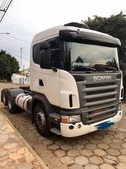 Scania G 420 Com Ar Condicionado