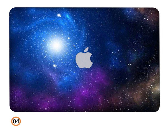 Starry Sky Computador Para Macbook Pro 13.3 Baptop Case