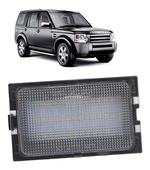 Lanterna Placa Led Land Rover Discovery Lr3 Lr4